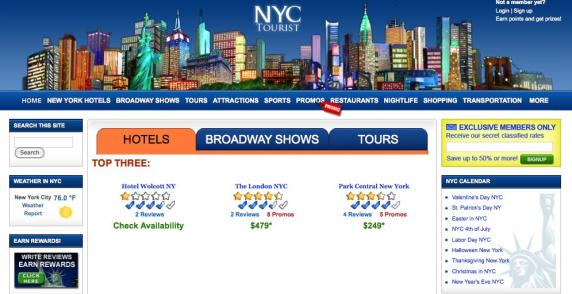 NYC Tourist! Says Take a Walking, Talking, Singing Tour of Broadway!