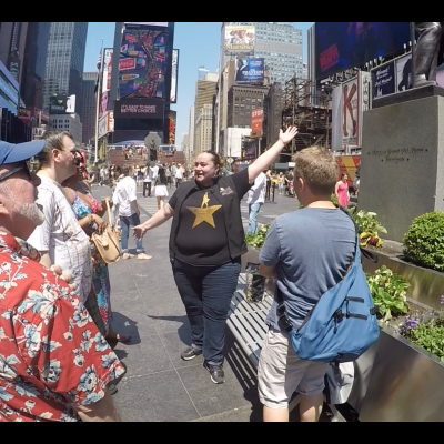 (Act 3) Broadway Fan Extravaganza Tour (Times Square)