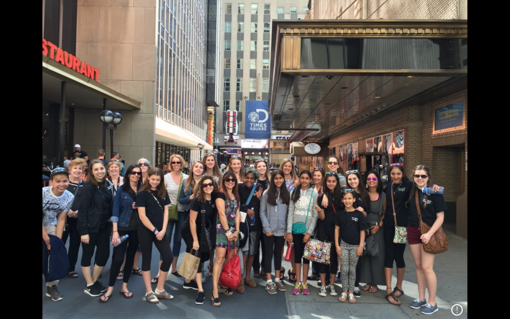 Student Groups Or Private Walking Tours  New York Broadway Tours