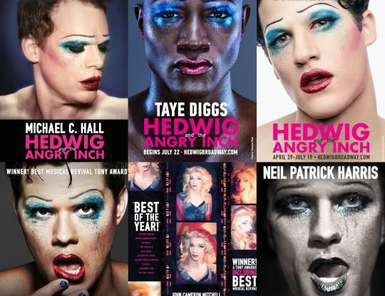 Top #11 TONY Award Countdown – Hedwig and The Angry Inch