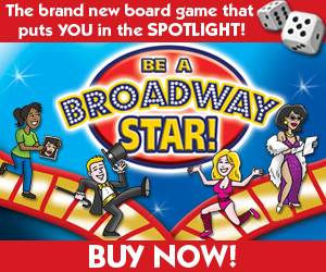 Be A BroadwayStar