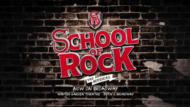 Happy 1 year Anniversary to the Broadway production of Andrew Lloyd Webber's School o…